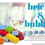 Bubbles and bricks